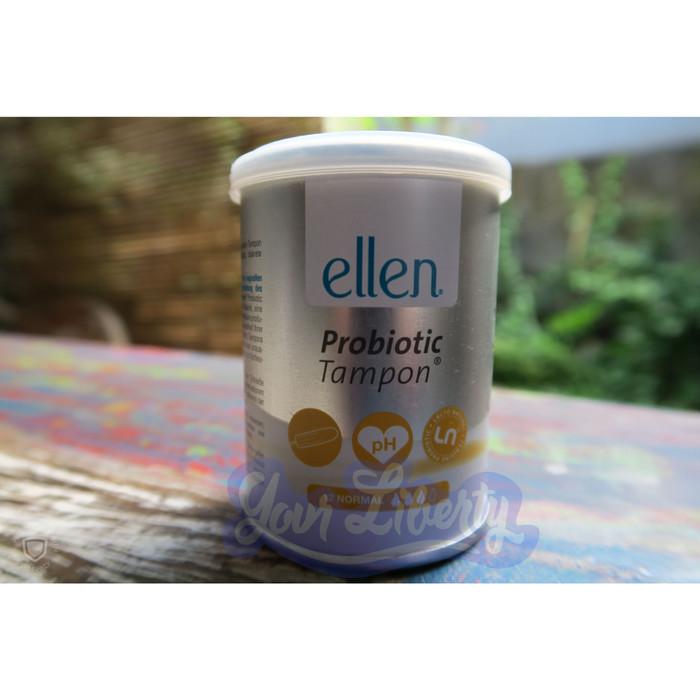 Foto Produk Tampon Probiotik ellen Normal (isi 12 pcs) dari Your Liberty Shop