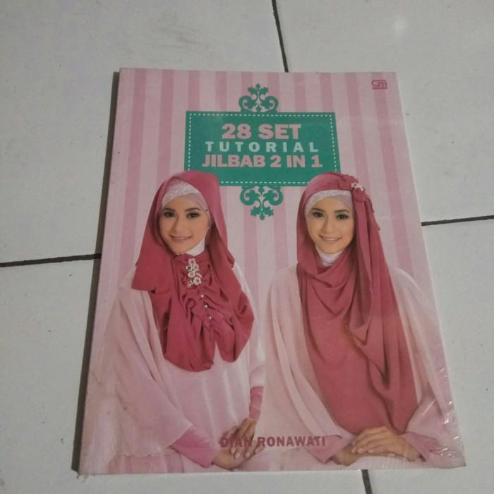 Jual Buku 28 Set Tutorial Jilbab 2 In 1 Kota Tasikmalaya Larisa Store Tasik Tokopedia