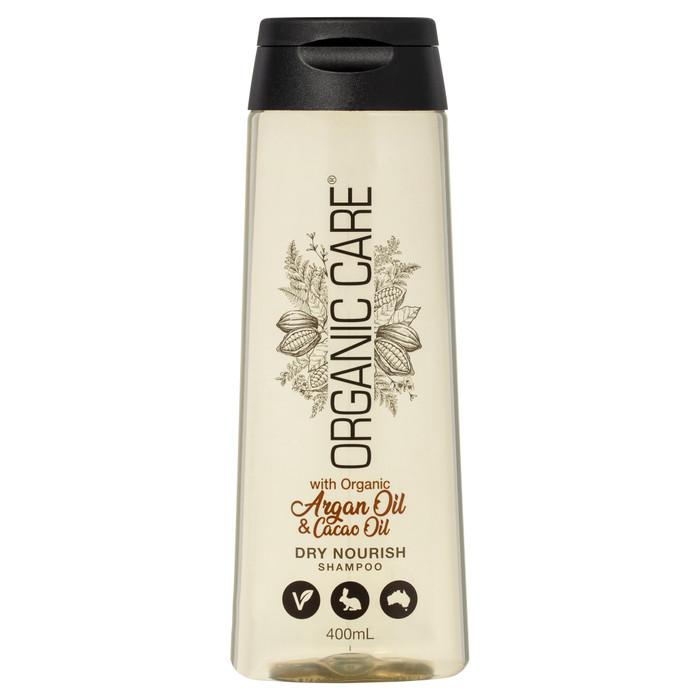Foto Produk Organic Care Shampoo Dry Nourish 400 ml dari Ecoliving Official Store