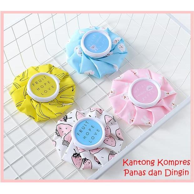 Foto Produk Kantong Kompress Es Dingin Panas Mini Hot Cold Compress Ice Pack dari Belly Belly
