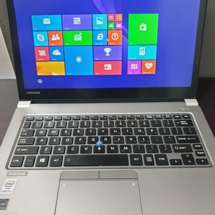 Jual Laptop Toshiba Z30T Ci5 gen4 @4200m - 8gb - SSD 256gb Touchscreen -  Jakarta Pusat - FoxComp | Tokopedia