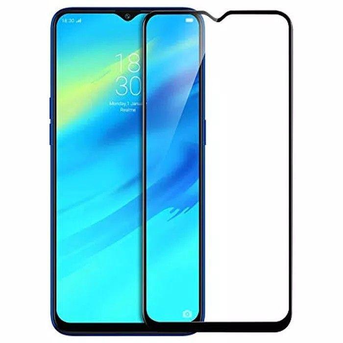 Foto Produk Tempered Glass FULL COVER Realme 3 / 3 Pro dari Cellular Mas