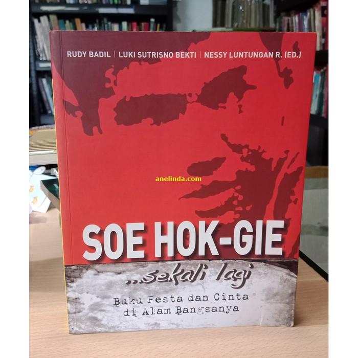 Foto Produk SOE HOK GIE - SEKALI LAGI (BUKU BEKAS) dari Anelinda Buku Klasik