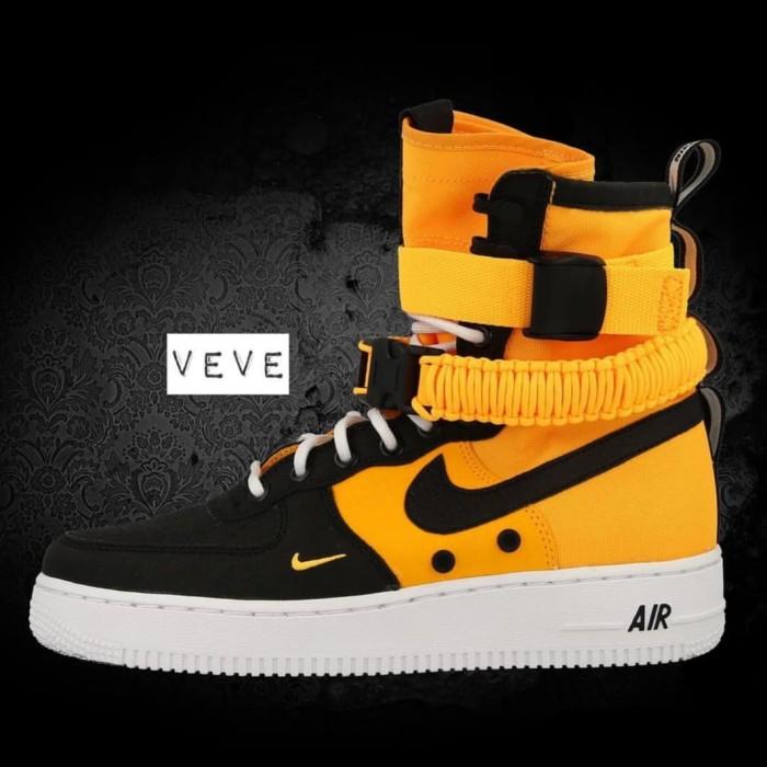 Jual Nike SF Air Force 1 High Laser Orange Premium Original DKI Jakarta veve shoes | Tokopedia