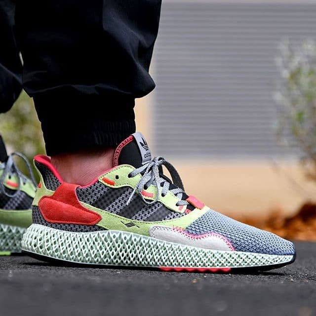 finest selection 7f5af f8467 Jual Adidas ZX 4000 Futurecraft 4D