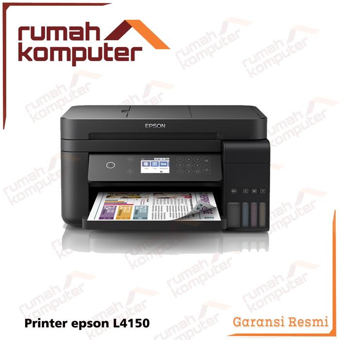 Jual Printer Epson L4150 All in One Wireless Print Scan Copy - Kab  Sleman  - Rumah Komputer Jogja | Tokopedia