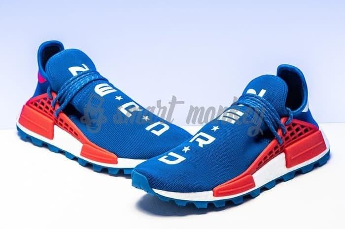 free shipping c5761 cd14c Jual Termurah Adidas Nmd Human Race Pharrell X Nerd Navy Blue - DKI Jakarta  - smartmonkey | Tokopedia