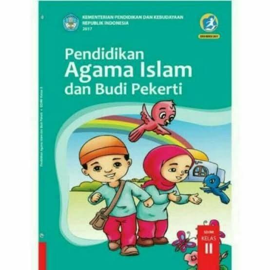 Foto Produk Buku Siswa PENDIDIKAN AGAMA ISLAM & BUDI PEKERTI 2 SD REVISI 2017 dari Toko Buku Lestari