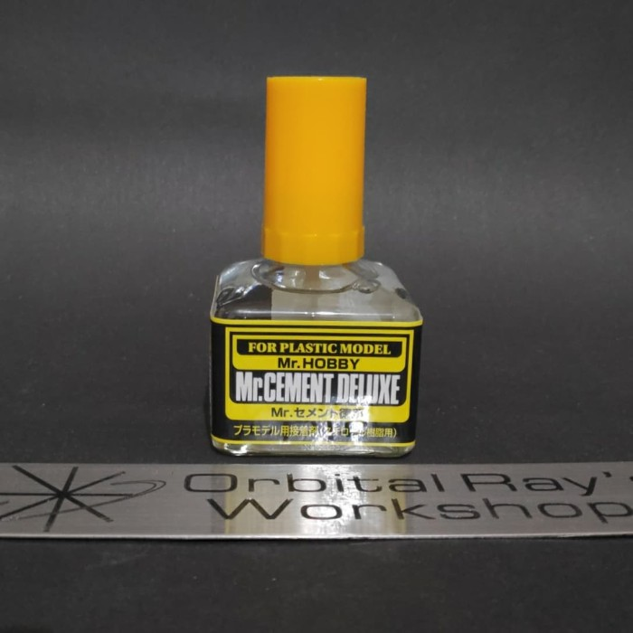 Foto Produk Mr. Cement Deluxe 40ml dari Orbital Ray's Retail