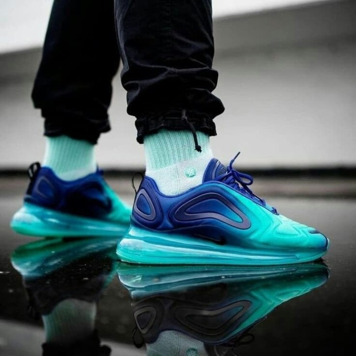 Jual Sepatu Nike Airmax 720 Sea Forest Sneakers Pria Nike