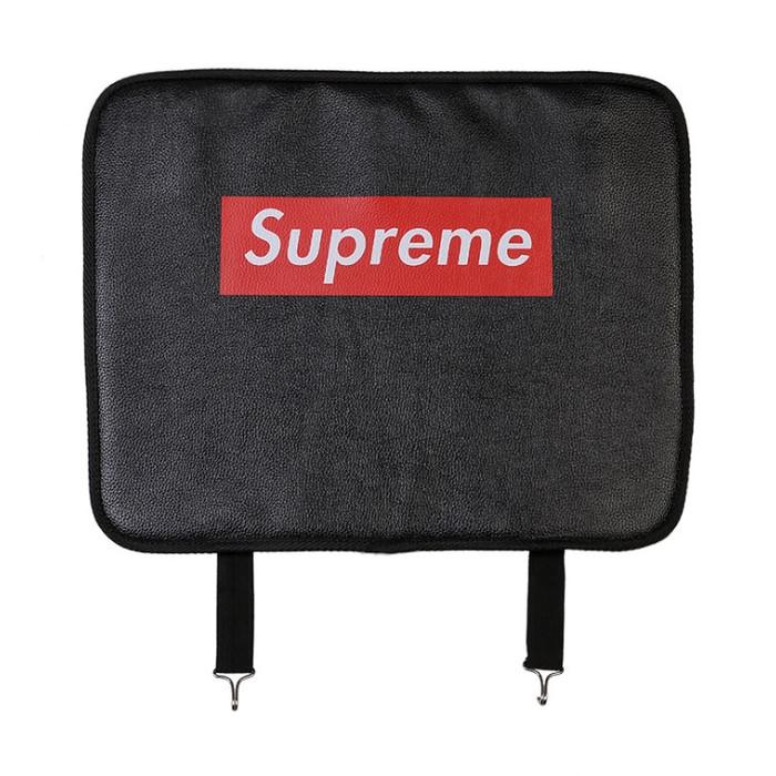 harga Cover jok mobil dari kaki sepatu anak - anti child kick pad - 4 model - supreme Tokopedia.com