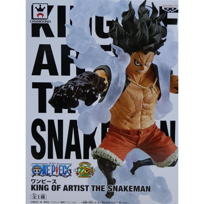 Foto Produk King of Artis Snakeman Luffy dari Hobby Japan
