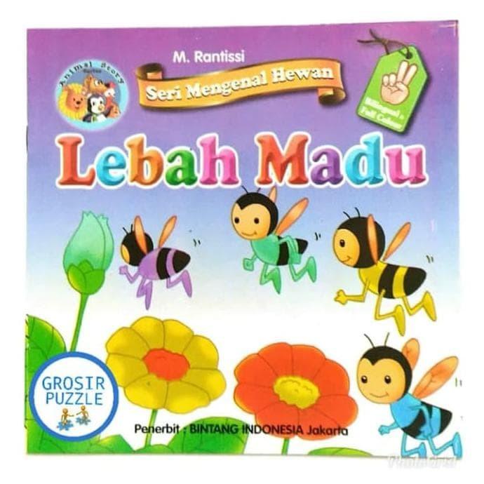 Jual Buku Cerita Anak Bilingual Bahasa Indonesia Amp Inggris