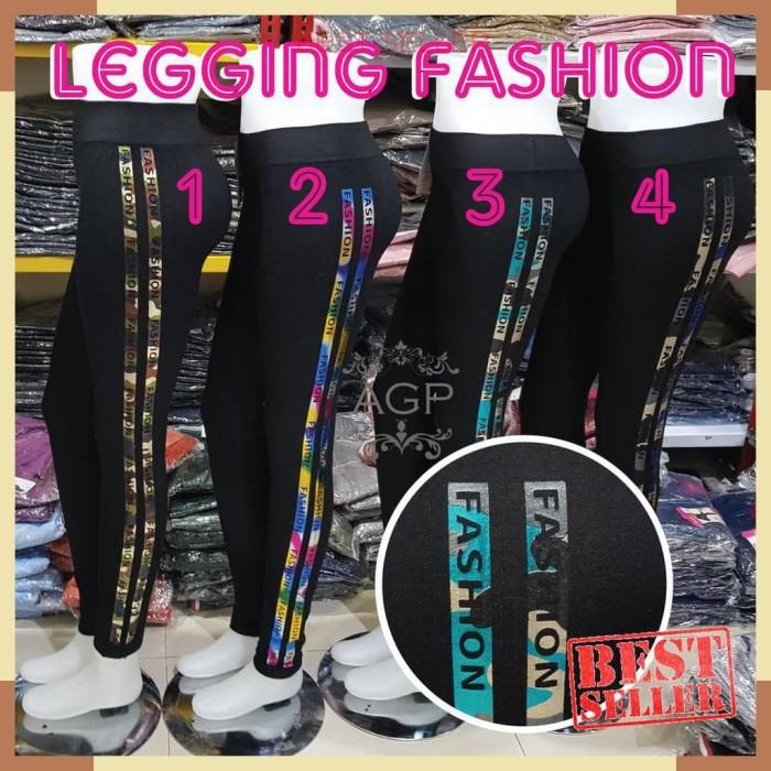 Jual Legging Fashion Jumbo Celana Legging Wanita Legging Import Fashion Jakarta Barat Renagold2 Tokopedia