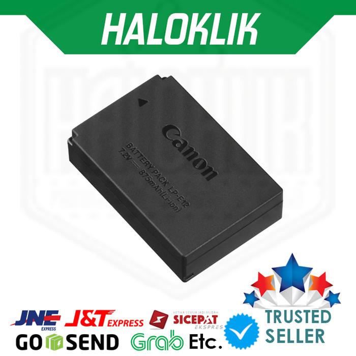 harga Canon lp-e12 lithium-ion battery Tokopedia.com