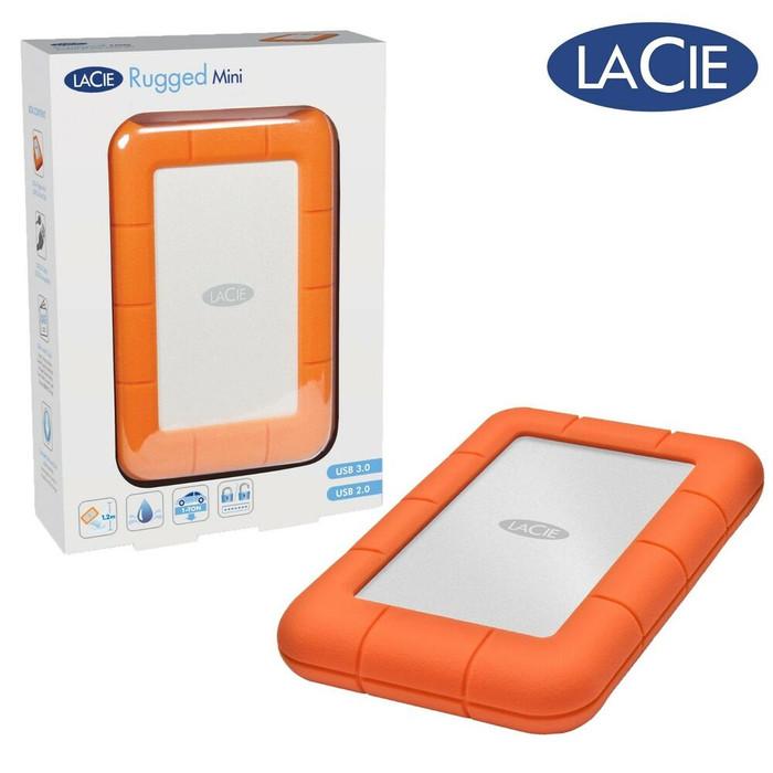 Jual Lacie Rugged Mini 2tb Usb 3 0 Hd