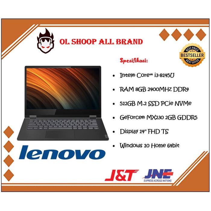 harga Lenovo yoga c340 | i3 8145u 8gb 512 ssd mx230 2gb 14  fhd ts win10 | Tokopedia.com