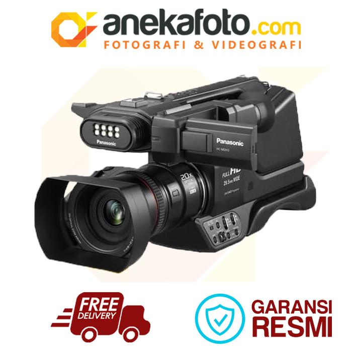 harga Panasonic camcorder semipro hc-mdh3 / hc mdh 3 Tokopedia.com