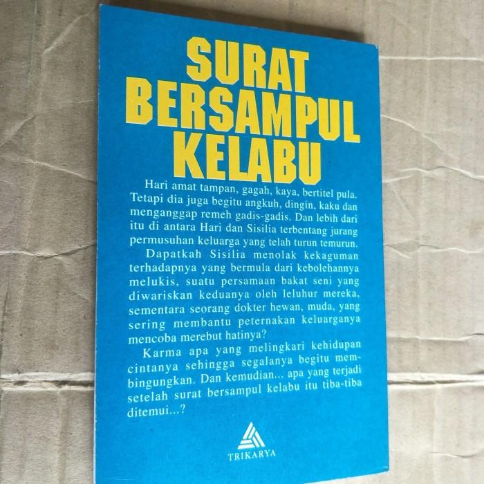 Jual Novel Surat Bersampul Kelabu Dki Jakarta Toko Buku Ampera Tokopedia