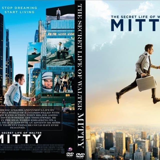 Jual Film Dvd The Secret Life Of Walter Mitty 2013 Movie Collection Film Jakarta Barat M Collector Tokopedia