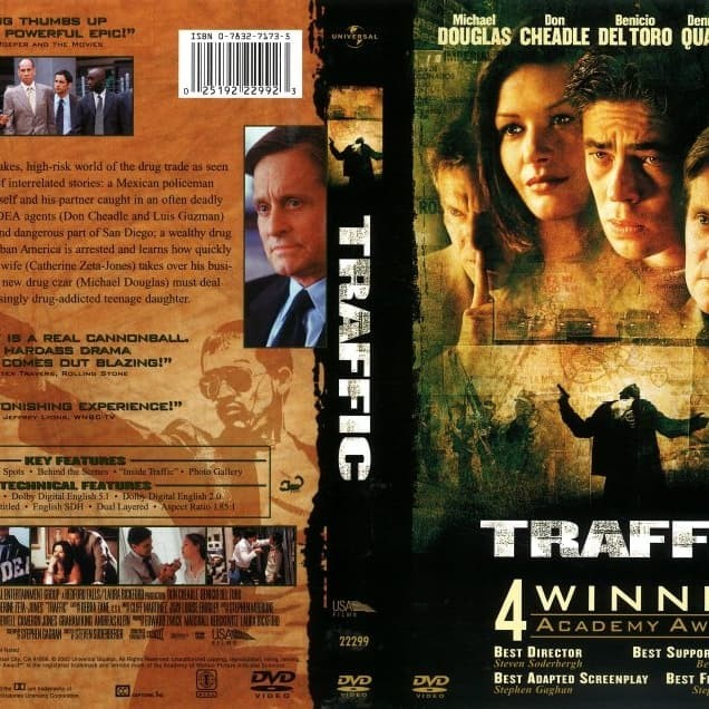 Jual Film Dvd The Traffic 2000 Movie Collection Film Koleksi Jakarta Barat M Collector Tokopedia