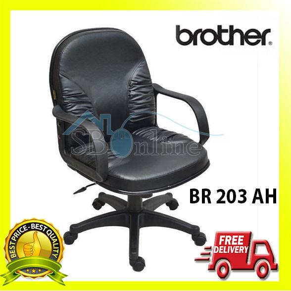 Jual Kursi Manager Br 203 Ah Brother