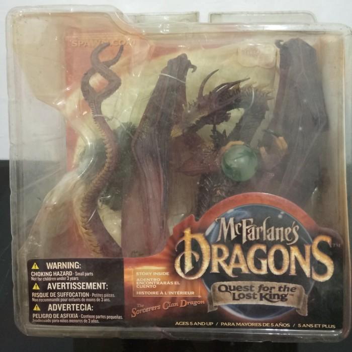 Mcfarlanes Dragons Action Figures NIP