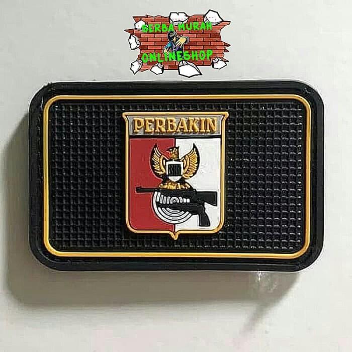 Jual Patch Rubber Logo Perbakin Jakarta Pusat Serba Murah