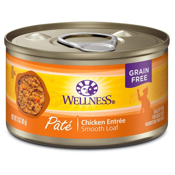 harga Wellness pate cat canned food 5.5oz Tokopedia.com