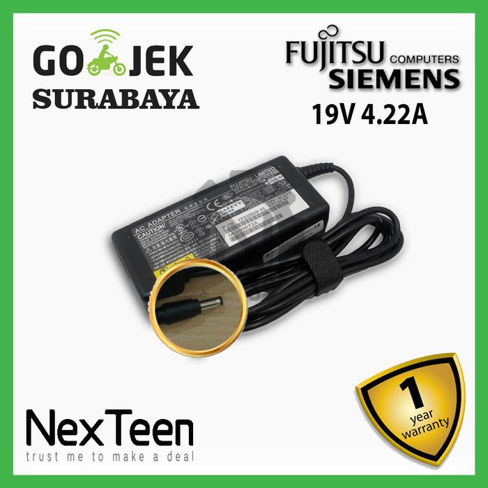 harga Original adaptor charger fujitsu 19v 4.22a amilo l6810 l6820 l6825 Tokopedia.com
