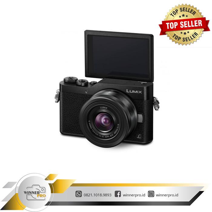 harga Panasonic lumix dc-gf9k kit 12-32mm Tokopedia.com