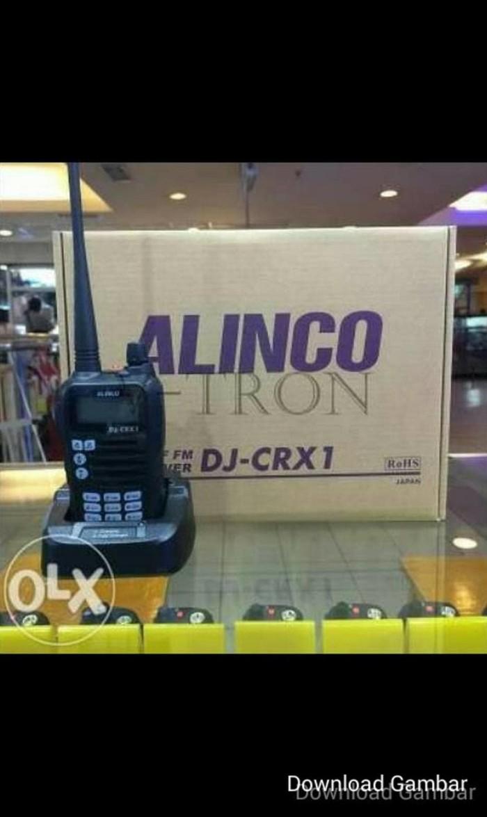 Jual Handy Talky Alinco Dj Crx1 Kota Cimahi Omboski