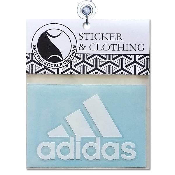 Jual Stiker Adidas Sport Logo Sticker Motor Mobil 8cm