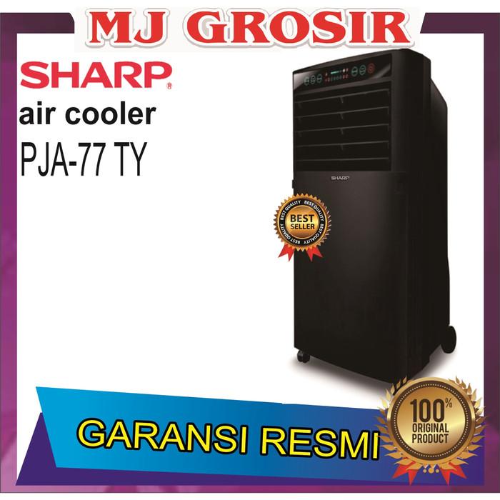 harga Promo air cooler sharp pja 77 ty pja77ty pendingin ruangan hemat listr Tokopedia.com