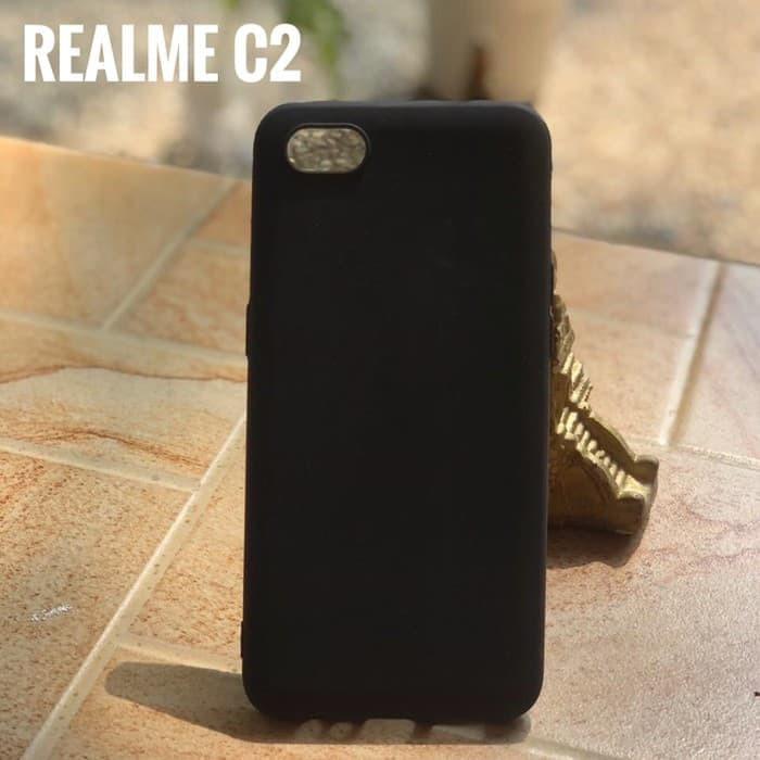 Jual Case Oppo Realme C2 A1k Slim Matte Ultra Slim Soft Slim