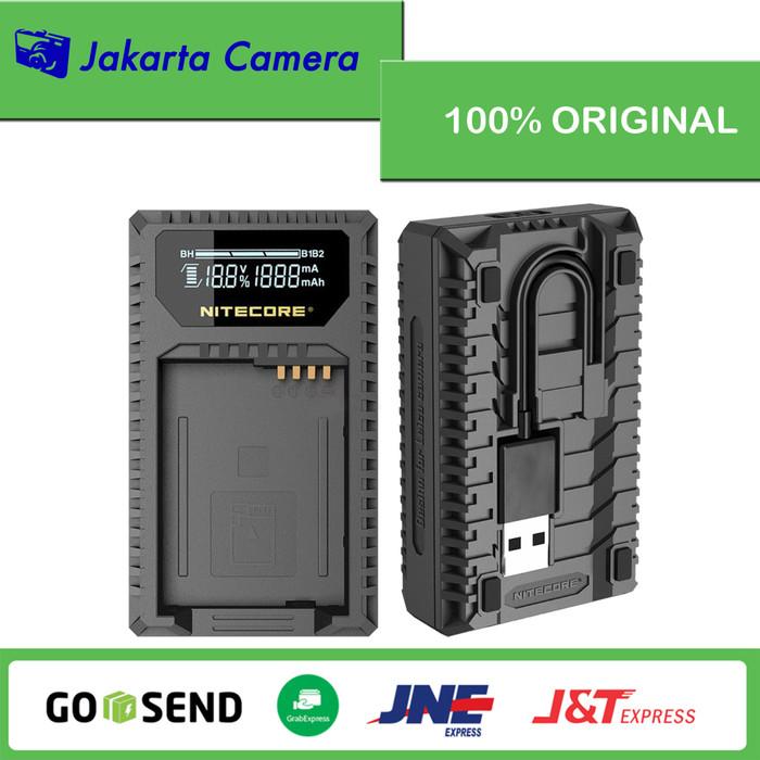 harga Nitecore ulq usb travel battery charger for leica bp-dc12 Tokopedia.com
