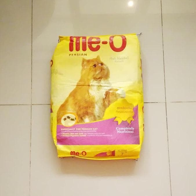 Jual Makanan Kucing Meo Persian 7 Kg New Jakarta Selatan