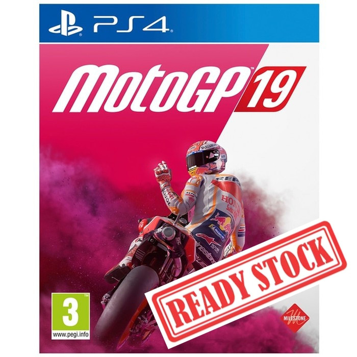 harga [ps4] motogp 19 - moto gp 19 Tokopedia.com