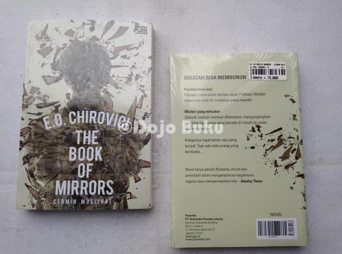 Foto Produk The Book of Mirrors ( Cermin Muslihat ) oleh Eo Chirovici dari fauzani rohmadon