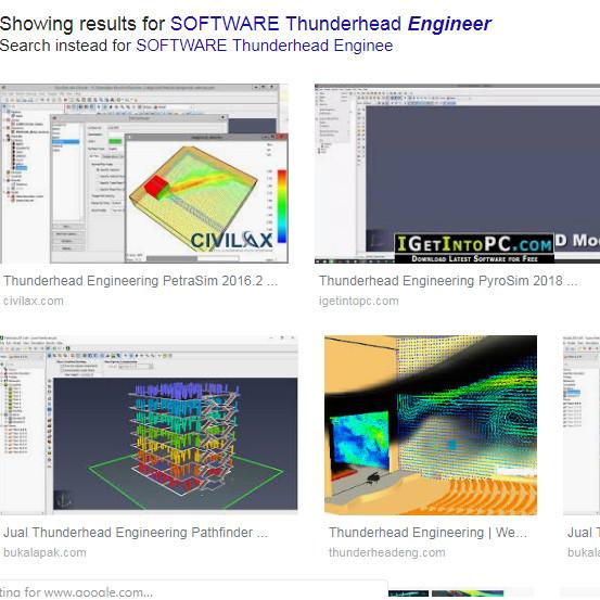 Jual Thunderhead Engineering PyroSim 2019 1 0515 x64 FileCR - Kota  Samarinda - DROPBOX 18GB 062819 | Tokopedia