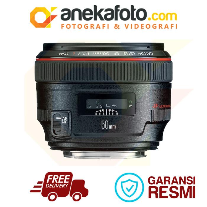 harga Canon ef 50mm f/1.2l usm lensa kamera Tokopedia.com
