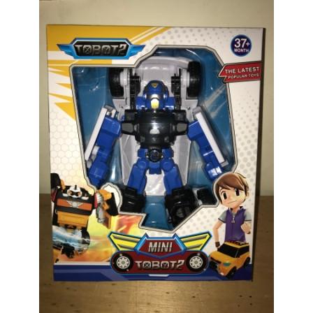 Foto Produk Robot Deform Tobot Jumbo X Y C Besar dari SM Toys