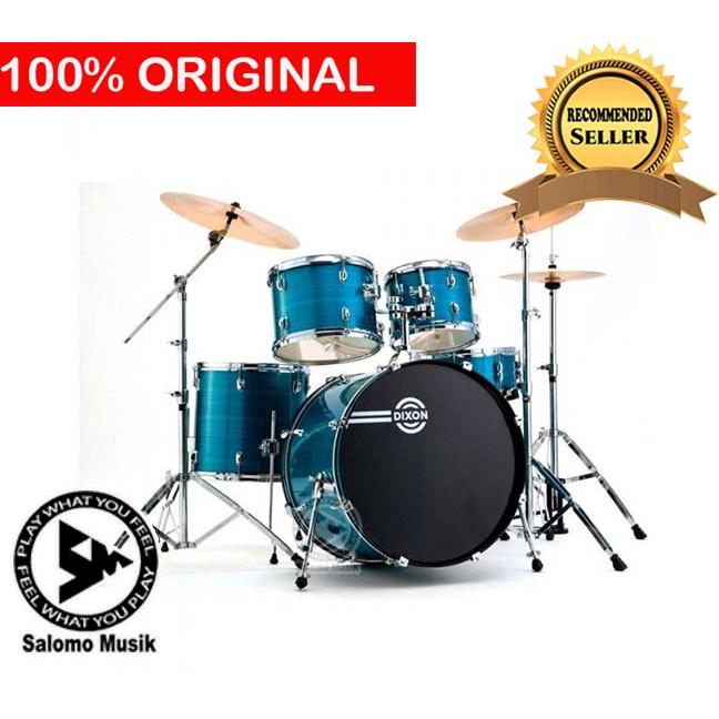 harga Drumset dixon sparks series sk-522 cbl + cymbal Tokopedia.com