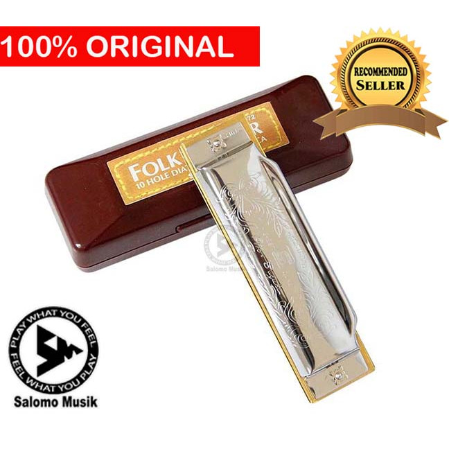 harga Harmonika harmonica suzuki folk master 10 hole 1072 nada e Tokopedia.com