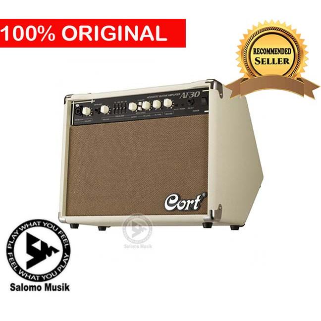 harga Amply/ampli gitar akustik acoustic original cort af 30 Tokopedia.com