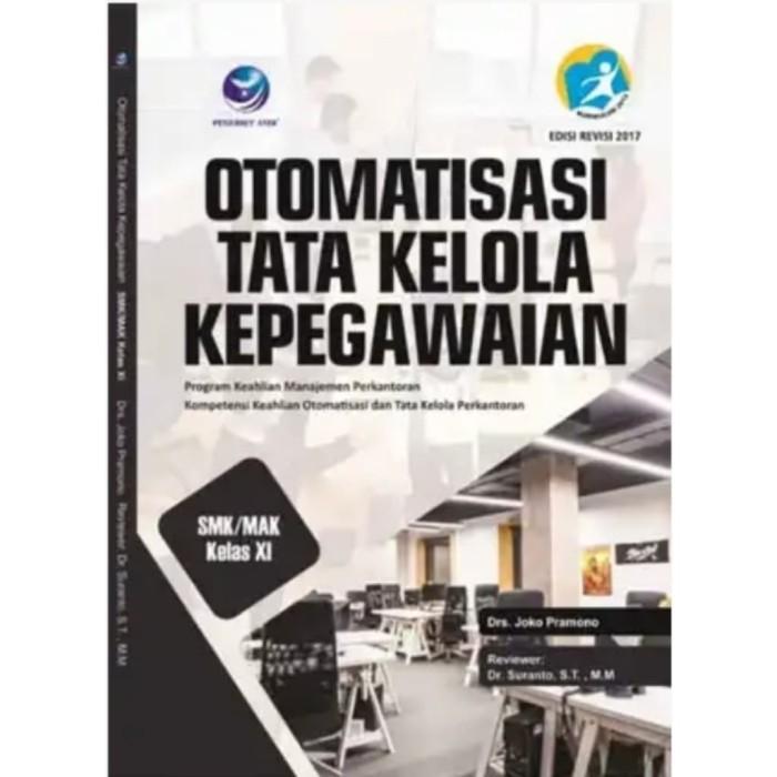 Jual Buku Otomatisasi Tata Kelola Kepegawaian SMK/MAK ...