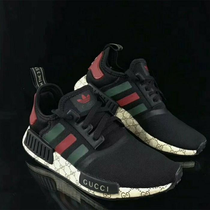 cozy fresh 97f45 3d098 Jual Sepatu Sneakers Desain Adidas NMD-R1 Original Gucci x Adidas NMD-R1 Wa  - DKI Jakarta - Twentyone Toserba | Tokopedia