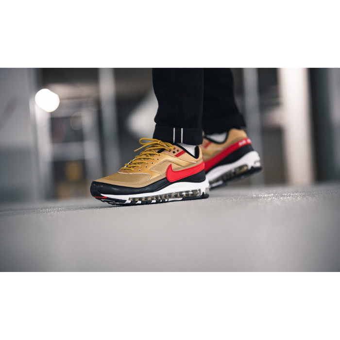nike air max 97 bw metallic gold
