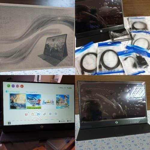 harga Jsj portable monitor 15'6  hdr Tokopedia.com