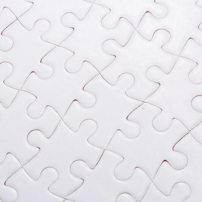 graphic regarding Printable Jigsaw Puzzle identify Jual FS 10x A5 Do-it-yourself Blank Dye Sublimation Printable Jigsaw Puzzle - DKI Jakarta - FURIZAME Retail store Tokopedia